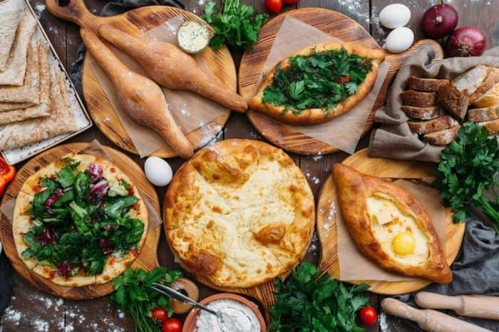 Грузинская кухня2
