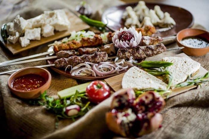 Грузинская кухня3