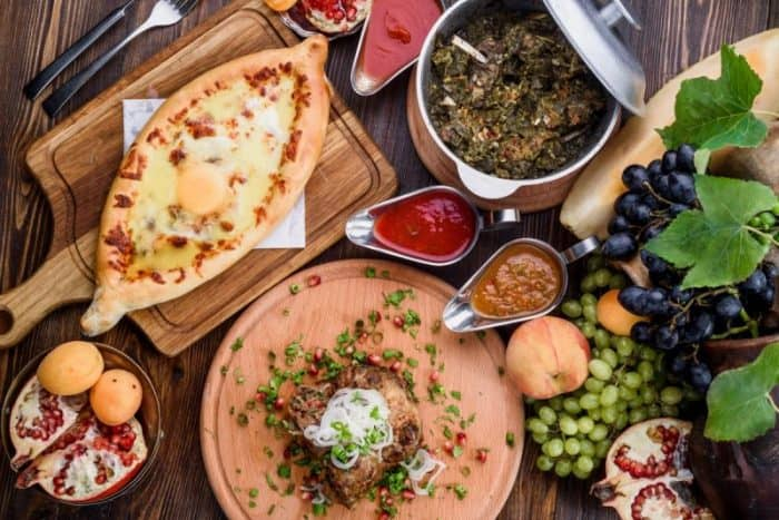 Грузинская кухня4