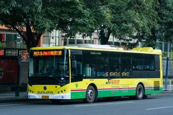 Гуанчжоу транспорт
