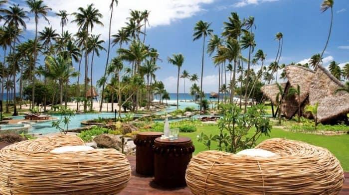Hilltop Villa, остров Лаукала, Фиджи