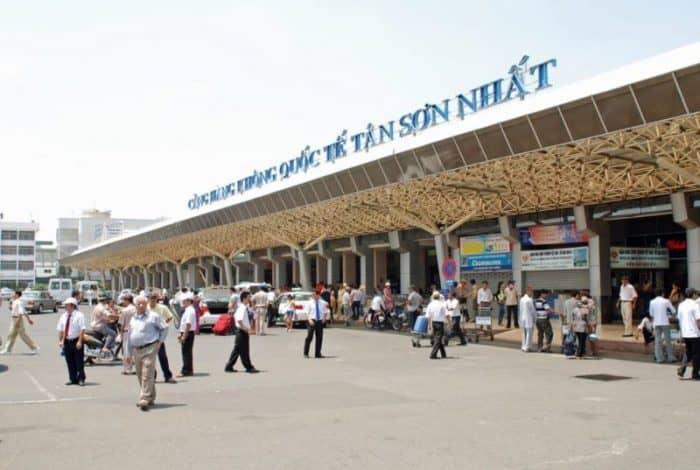 Хошимин аэропорт