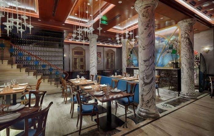 Хошимин ресторан