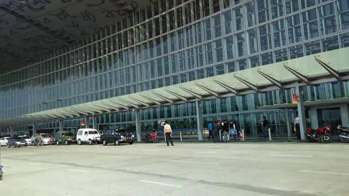 Калькутта аэропорт