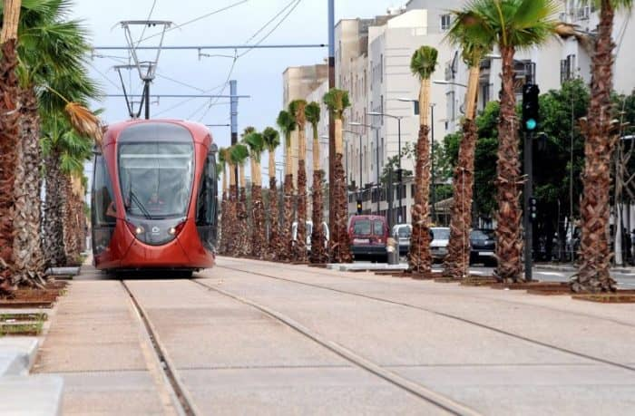 Касабланка транспорт
