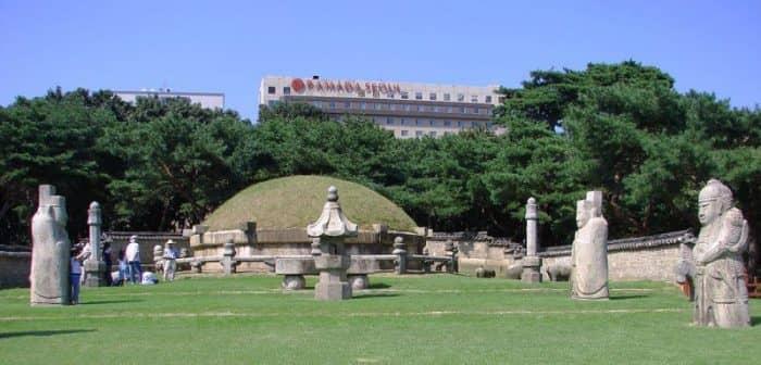 Королевские гробницы династии Чосон
