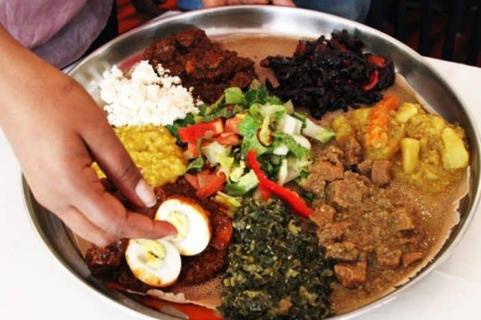 Кухня Эфиопии