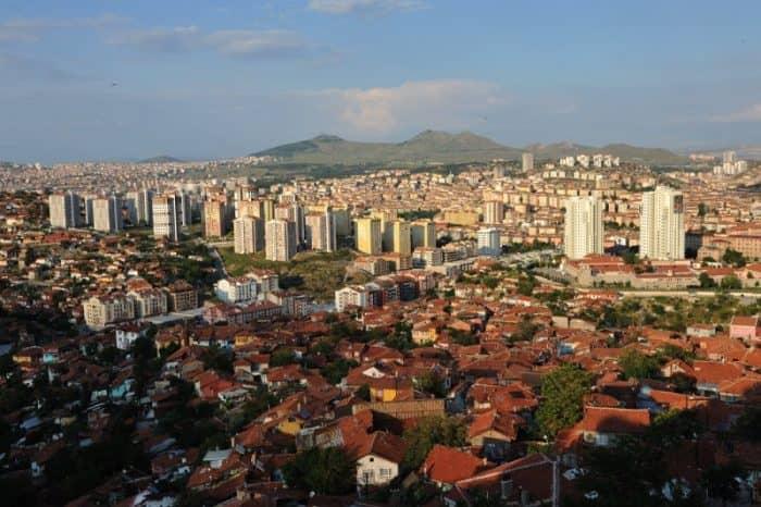 Курортный город Анкара
