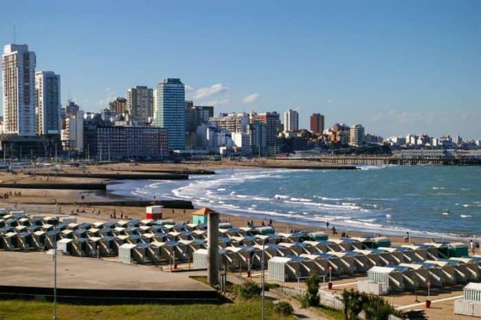 Курортный город Буэнос-Айрес