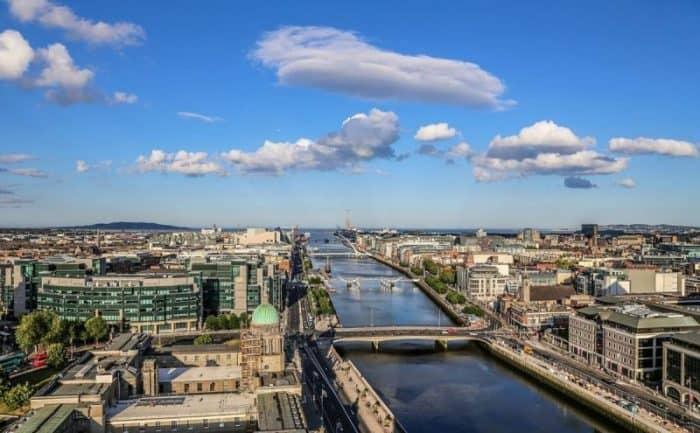 Курортный город Дублин