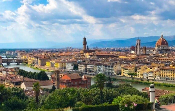 Курортный город Флоренция
