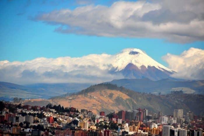 Курортный город Кито