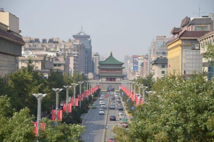 Курортный город Сиань