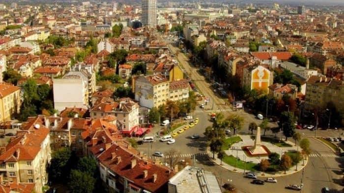Курортный город София