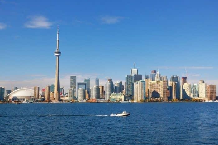 Курортный город Торонто