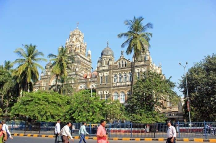 Куротный город Мумбаи