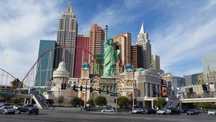 Лас-Вегас тур