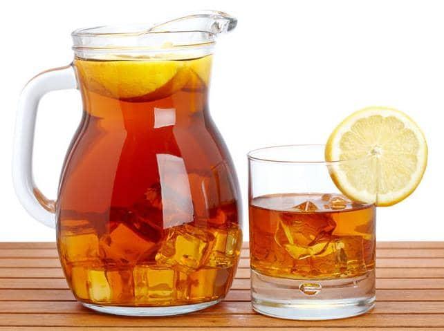 Ледяной чай