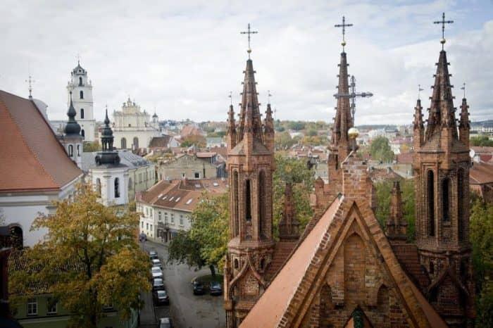 Литва Вильнюс