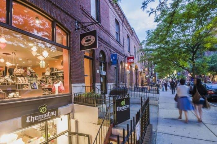 Магазин Бостон