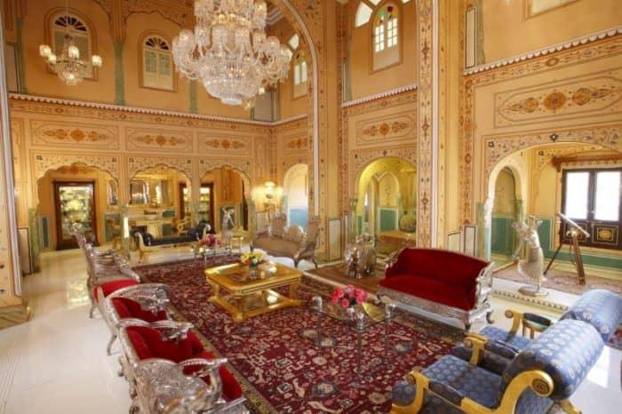 Maharajah pavilion, Дворец Раджи, Джайпур