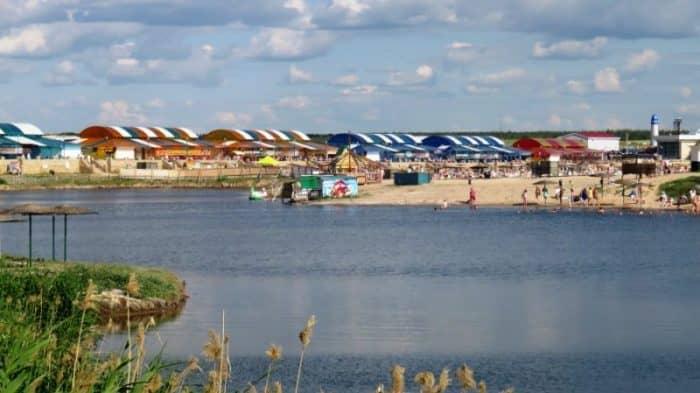 Малое Городское озеро