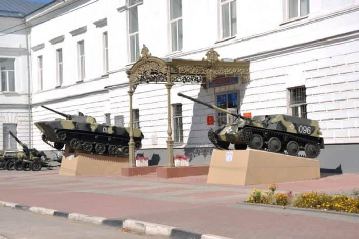 Музей воздушно-десантных войск