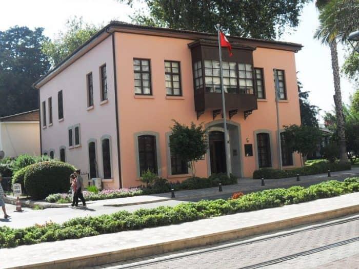 Музей_Ататюрка