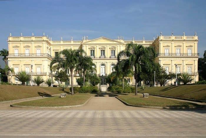 Национальный музей Бразилии