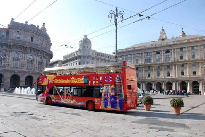 Общественный транспорт Генуи