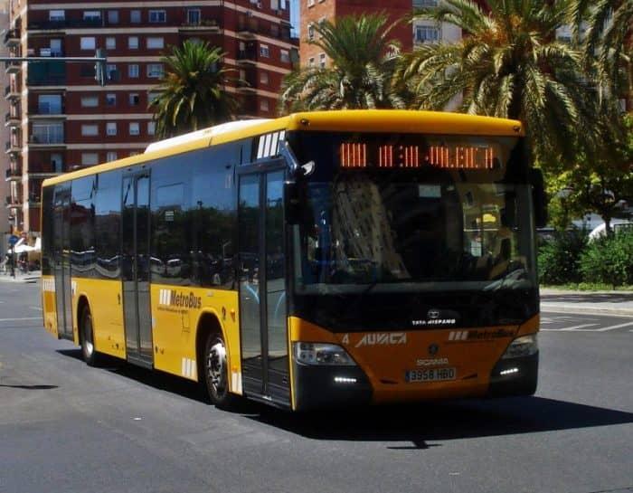 Общественный транспорт Валенсии