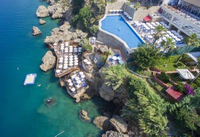 отель Ramada Plaza Antalya