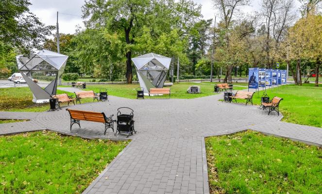 парк народный