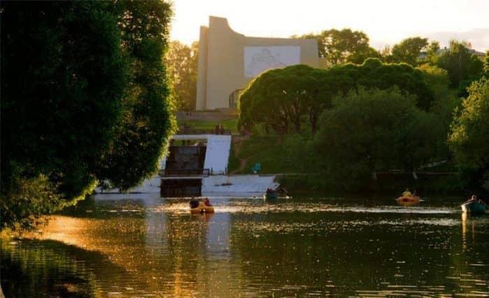 парк «Пруд у Диорамы»