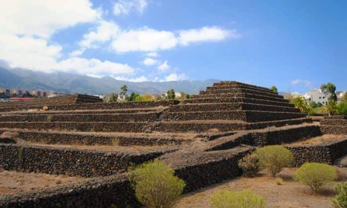 Пирамиды Гуймар