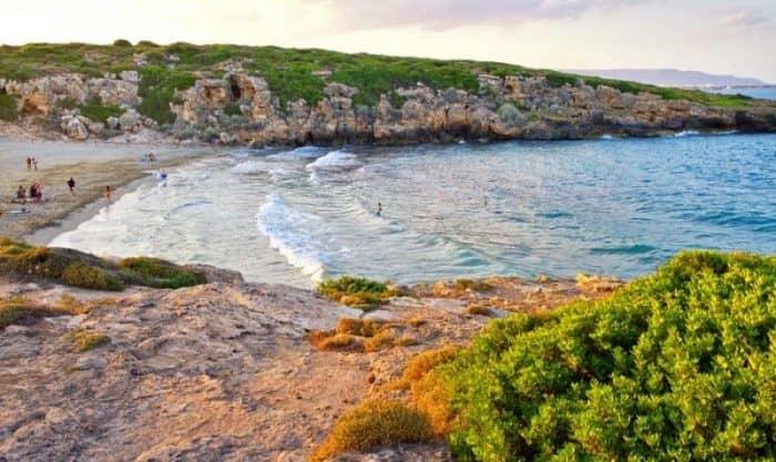 пляж «Кала Моске»