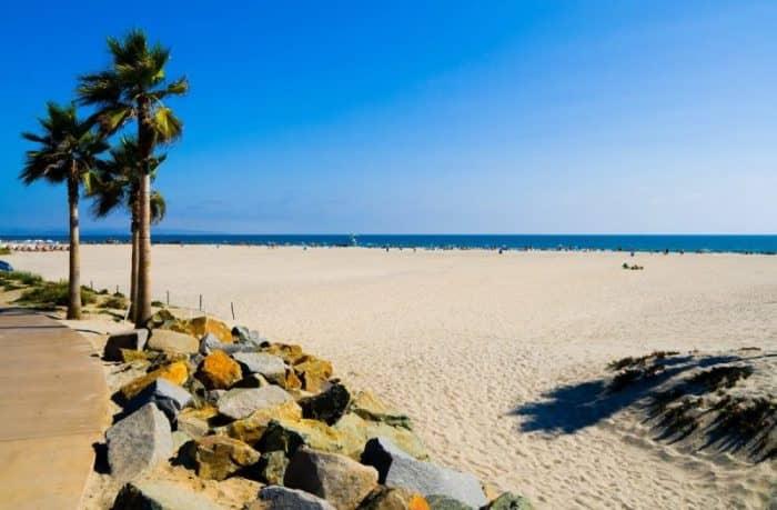 Пляжи Сан Диего