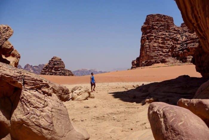 Пустынная равнина