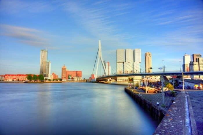 Путешествие в Роттердам