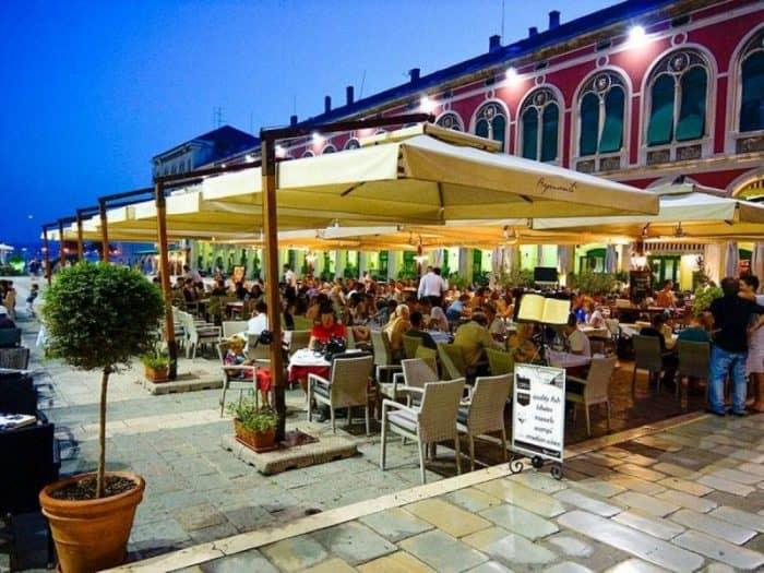 Рестораны Сплита