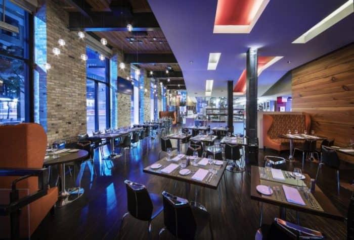Рестораны Торонто