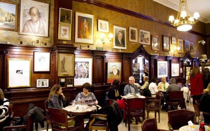 Рестораны в Буэнос-Айресе