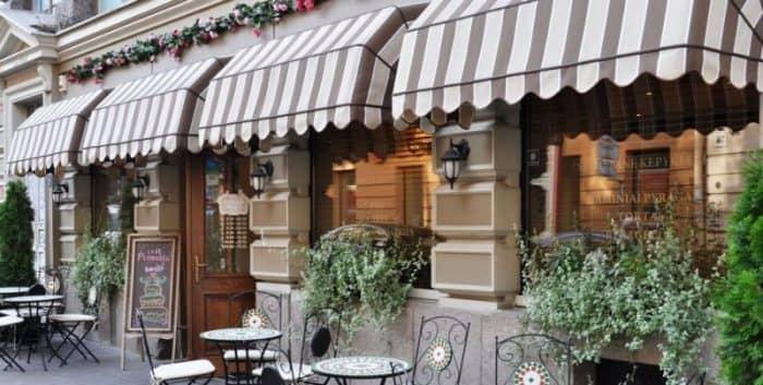 Рестораны Вильнюса