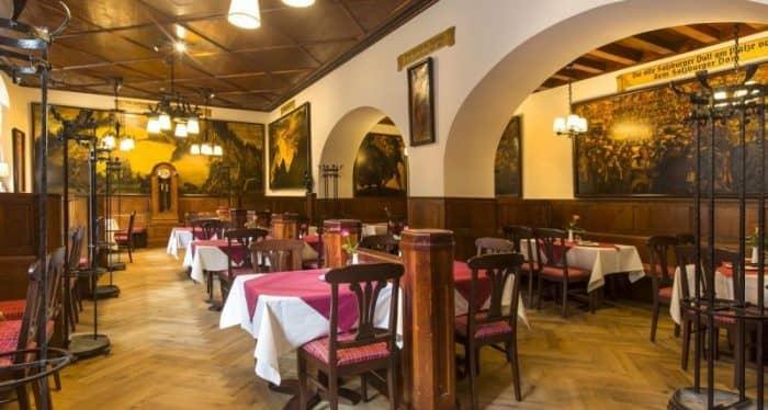 Рестораны Зальцбурга