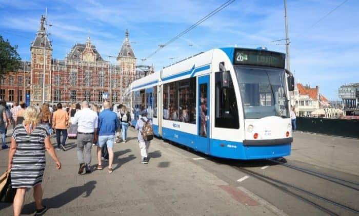 Роттердам транспорт