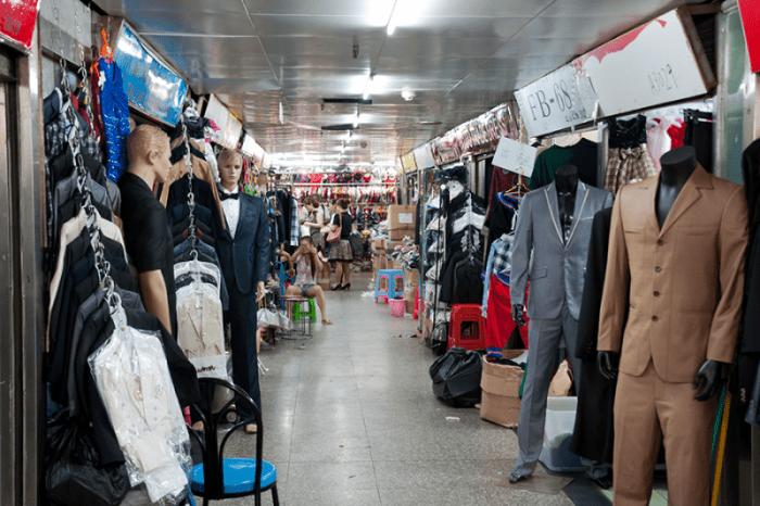 Рынок Гуанчжоу