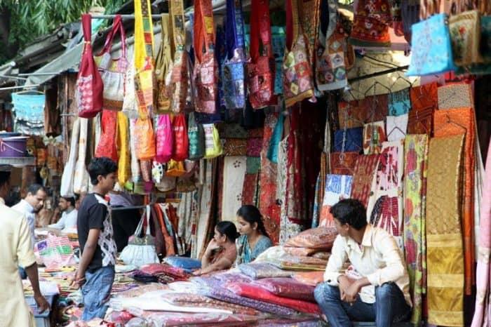 Шоппинг в Дели