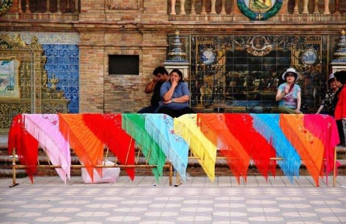 Шоппинг в Севилье