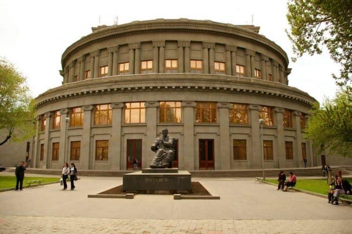 театр оперы и балета имени А. Спендиарова