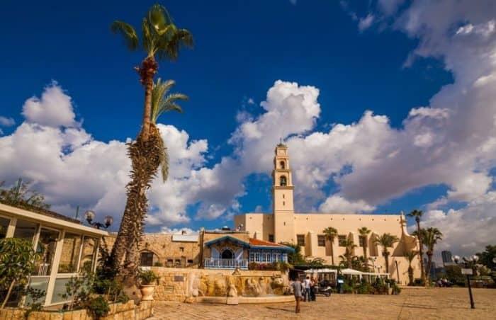 Тель-Авив достопримечательности